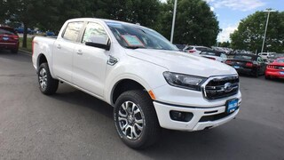 New 2019 Ford Ranger Lariat Truck SuperCrew Boise, ID
