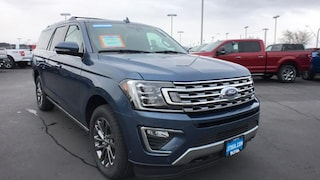 New 2019 Ford Expedition Max Limited MAX SUV Boise, ID