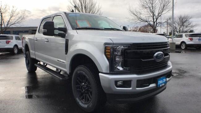 new 2019 ford f 250 f 250 lariat truck crew cab ingot. Black Bedroom Furniture Sets. Home Design Ideas