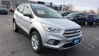 New 2019 Ford Escape SEL SUV Boise, ID