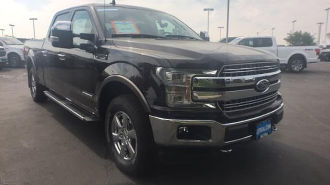 New 2018 Ford F-150 Lariat Truck SuperCrew Cab Boise, ID