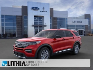 New 2021 Ford Explorer Limited SUV For sale in Boise, ID