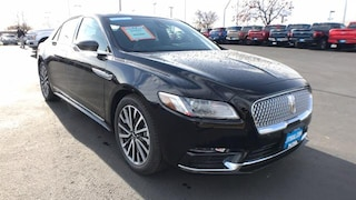 New 2019 Lincoln Continental Select Sedan Boise, ID