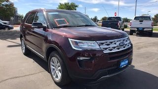 New 2018 Ford Explorer XLT 4WD SUV Boise, ID