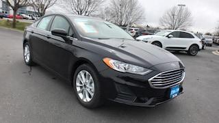 New 2019 Ford Fusion SE Sedan Boise, ID