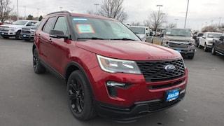 New 2019 Ford Explorer Sport SUV Boise, ID