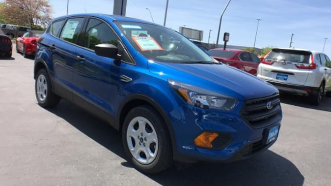 New 2019 Ford Escape S SUV Boise, ID