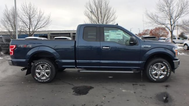 Lithia Ford Boise >> MM Test-Drive/Quick-Review: 2019 Ford F-150 XLT 4X4 SuperCab - ClubLexus - Lexus Forum Discussion