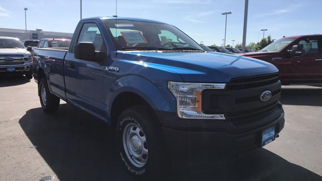 Lithia Ford Boise >> New 2019 Ford F 150 Xl Truck Regular Cab Velocity Blue For Sale In Boise Id Stock Kkd37723