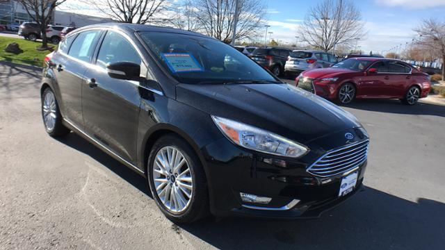 Used 2018 Ford Focus Titanium Hatchback Boise, ID