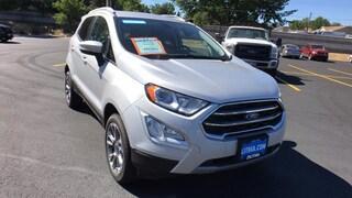 New 2018 Ford EcoSport Titanium SUV Boise, ID