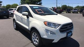 New 2019 Ford EcoSport SE SUV Boise, ID