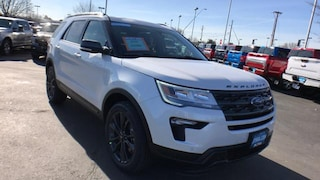 New 2019 Ford Explorer XLT SUV Boise, ID