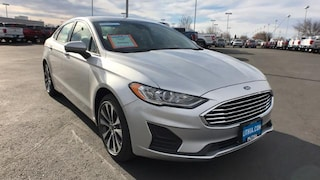 New 2019 Ford Fusion SE Sedan Boise, ID