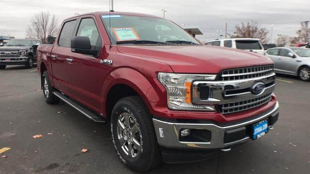 2018 Ford F-150 XLT 4WD Supercrew 5.5 Box Truck SuperCrew Cab