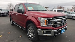 2018 Ford F-150 XLT 4WD Supercrew 5.5 Box Truck SuperCrew Cab Boise, ID