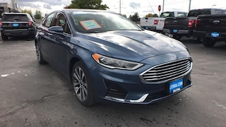 New 2019 Ford Fusion SEL Sedan Boise, ID