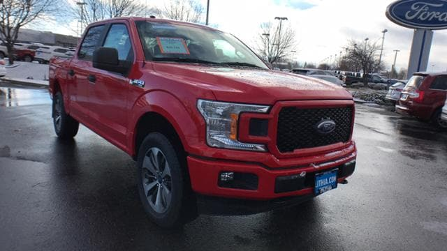 New 2019 Ford F-150 STX Truck SuperCrew Cab Boise, ID