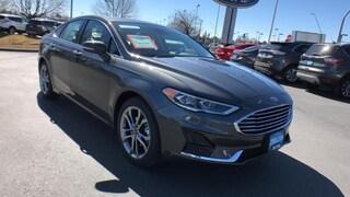 New 2019 Ford Fusion SEL Sedan Boise, ID