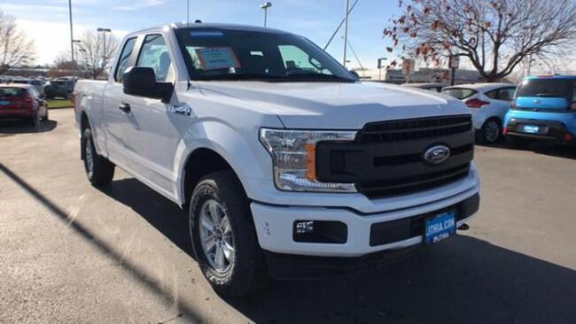 New 2019 Ford F-150 XL Truck SuperCab Styleside Boise, ID