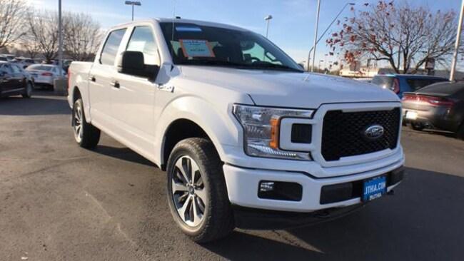 New 2019 Ford F-150 STX Truck SuperCrew Cab Boise, ID