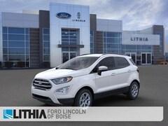 New 2021 Ford EcoSport SE SUV Boise, ID