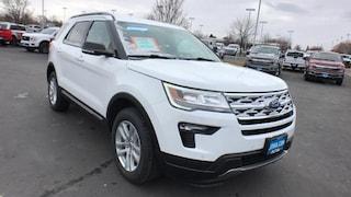 New 2019 Ford Explorer XLT SUV Boise, ID