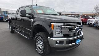 New 2019 Ford F-350 F-350 Lariat Truck Crew Cab Boise, ID