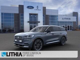 New 2021 Lincoln Aviator Reserve SUV