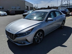 New 2021 Hyundai Elantra Limited w/SULEV Sedan Utica, NY