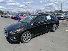 New 2021 Hyundai Accent Limited Sedan Utica, NY