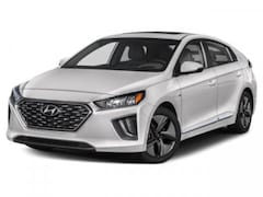 New 2020 Hyundai Ioniq Hybrid Limited Hatchback Utica, NY