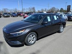 New 2021 Hyundai Elantra SE Sedan Utica, NY