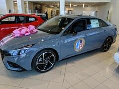 New 2021 Hyundai Elantra N-Line Sedan Utica, NY