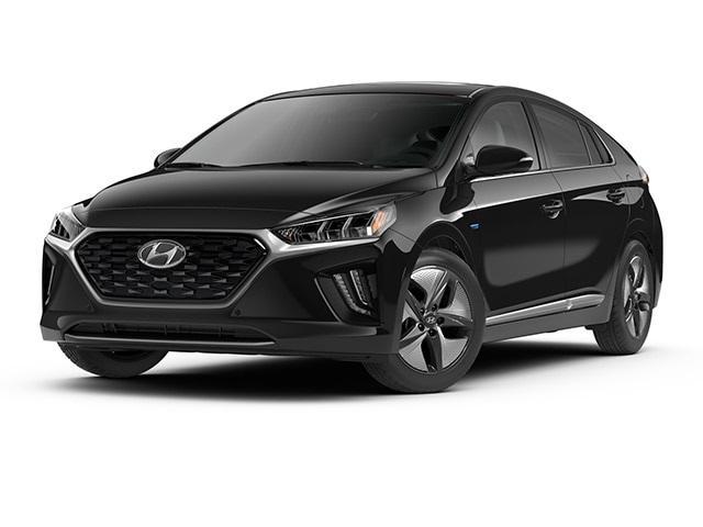 2020 Hyundai Ioniq Hybrid Car