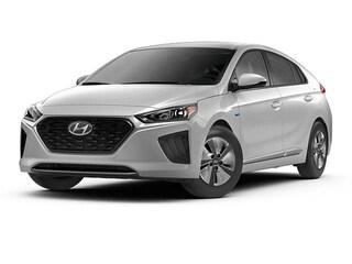 New 2020 Hyundai Ioniq Hybrid Blue Car Bennington VT