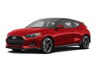 New 2020 Hyundai Veloster Turbo Ultimate Bennington VT