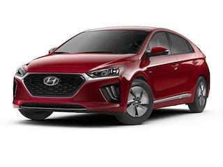 New 2020 Hyundai Ioniq Hybrid SE Car Bennington VT