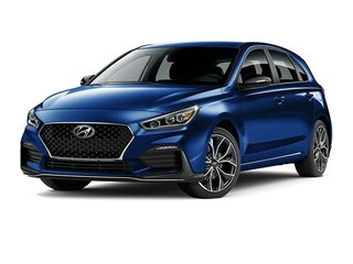 New 2020 Hyundai Elantra GT N Line Car Bennington VT