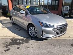 New 2020 Hyundai Elantra SE Car Bennington, VT