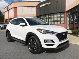 New 2021 Hyundai Tucson Sport Sport Utility Bennington VT