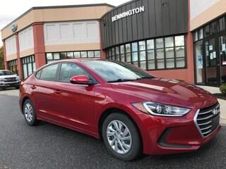 Used 2017 Hyundai Elantra SE Sedan Bennington VT