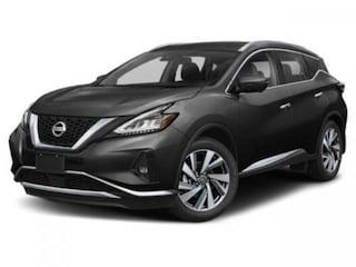 New 2021 Nissan Murano Platinum SUV Yorkville, NY