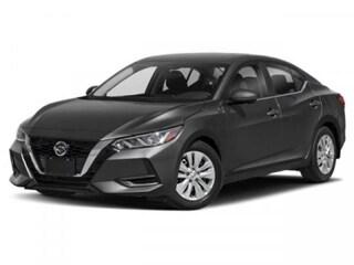 New 2021 Nissan Sentra S Sedan Yorkville, NY