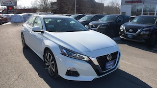 New 2021 Nissan Altima 2.5 Platinum Sedan Utica, NY