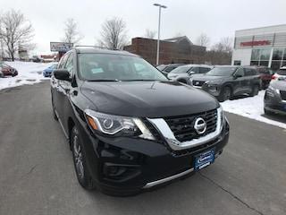 New 2020 Nissan Pathfinder S SUV Yorkville, NY
