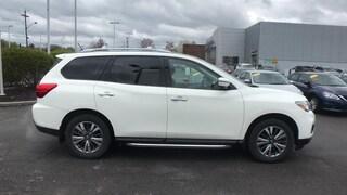 Used 2018 Nissan Pathfinder SL SUV Yorkville, NY