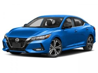 New 2021 Nissan Sentra SR Sedan Yorkville, NY