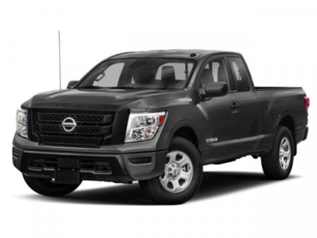 2021 Nissan Titan Truck King Cab