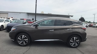 Used 2018 Nissan Murano Platinum SUV Yorkville, NY